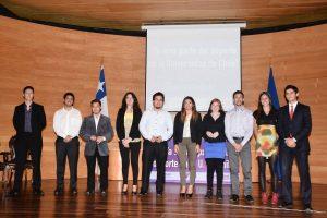 Directiva del Centro Deportivo de Estudiantes (CDE) 2016