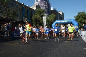 4.000 personas participaron en 6° Corrida Aniversario de la Universidad de Chile