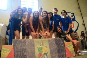 Natación: FEN triunfó en los Juegos Deportivos Mechones 2017