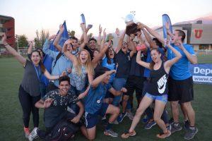 Por quinto año consecutivo FEN se queda con los Juegos Deportivos Mechones