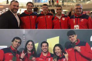 Estudiantes de la U obtienen 13 medallas en los FISU América Games