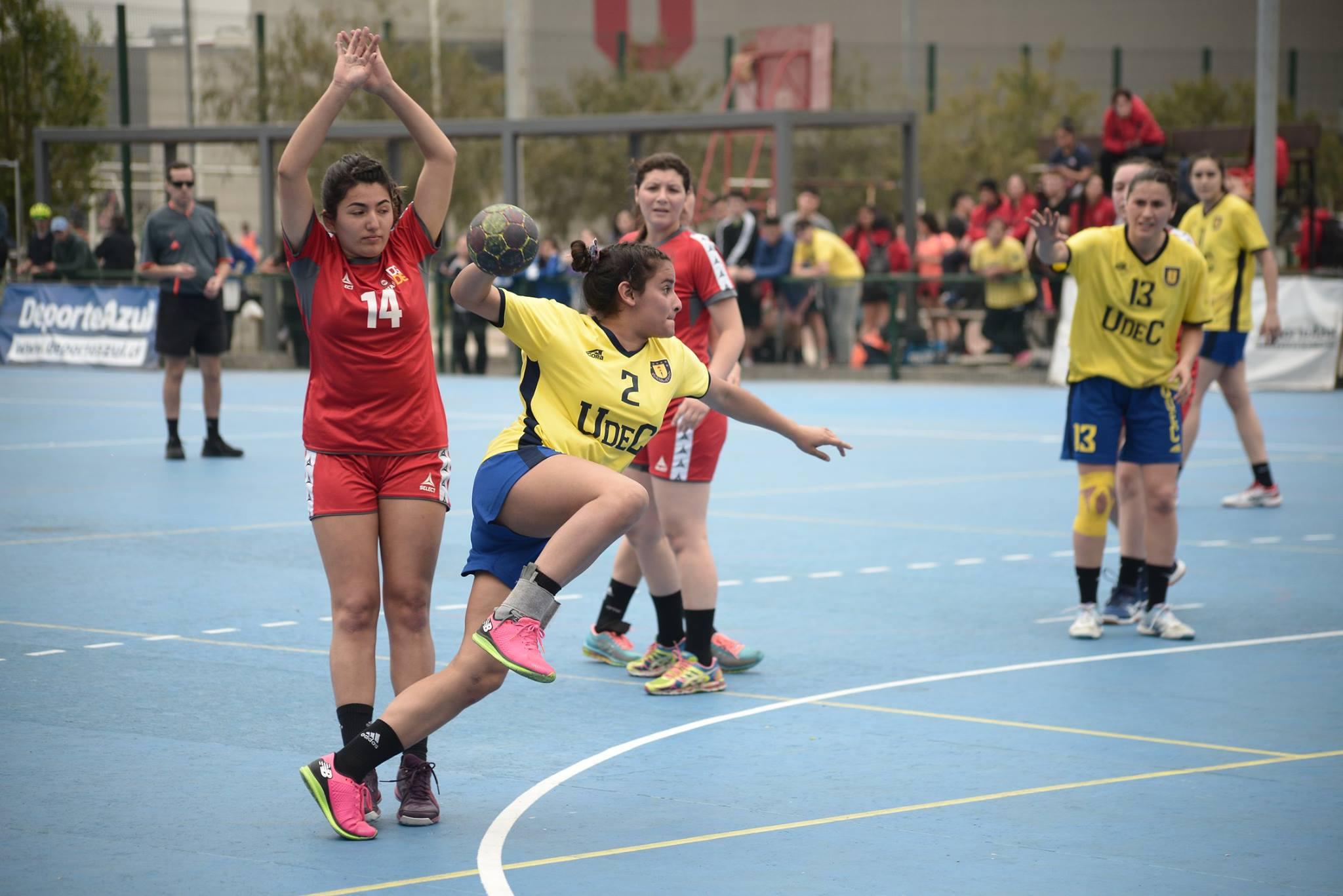 Nacional de balonmano mujeres: los cuartos de final dicen presente ...