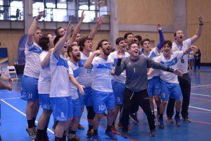 CNU balonmano hombres: la UC cierra un torneo perfecto venciendo a la UFRO en la final