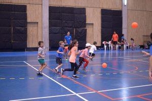 Primer ciclo de Escuelas Deportivas de Verano se realiza con alta participación