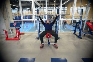 Se inicia inscripción para  gimnasio de musculación en Juan Gómez Millas