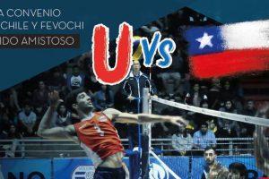 U. de Chile y Federación de Vóleibol de Chile firmarán convenio de colaboración