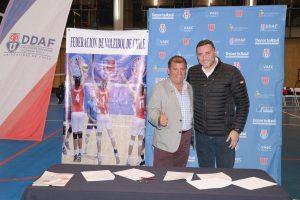 Universidad de Chile y Fevochi firman acuerdo de colaboración