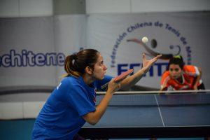 LDES tenis de mesa: Universidad de Chile triunfa en mujeres y cae en hombres contra la USACH