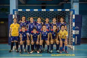 Futsal LDES: Selección mujeres logra importante victoria ante UMCE