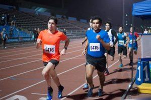 TIF de atletismo: FEN se queda con el segundo certamen del 2019