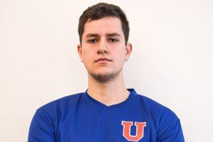 """Rodrigo Jeria y Universiadas de Nápoles: """"El vóleibol en Chile se está viviendo cada vez más fuerte"""""""