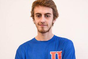 Julián Zenteno: Conoce a uno de los voleibolistas de la U en Nápoles 2019