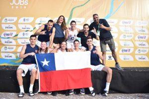 Selecciones de básquetbol 3x3 de la U ganan medalla de plata en Panamericano Universitario y clasifican a World Cup.