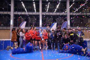 FCFM se queda con la copa de los JOE por quinto año consecutivo