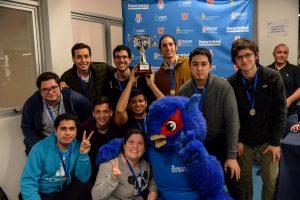 JOE 2019: Por cuarto año consecutivo Ingeniería se consagra campeón de Ajedrez