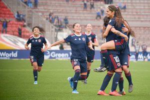 Estudiantes y egresadas de la Universidad de Chile tuvieron una destacada participación en la Copa Libertadores Femenina 2020