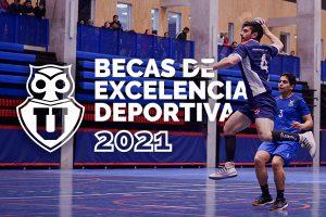 40 deportistas de la Universidad de Chile obtuvieron la Beca de Excelencia Deportiva 2021