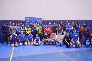 Más de 50 estudiantes y egresados de la U participaron de la Copa homenaje a Luis Olguín