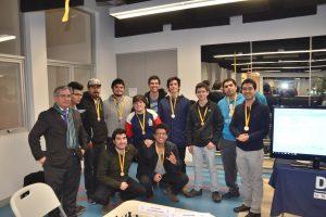 Selección de ajedrez de la Chile arrasa en el segundo Fenaude Metropolitano