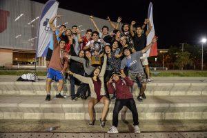 Juegos Deportivos Mechones: Economía y Negocios es la ganadora por sexto año consecutivo