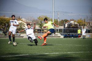 Facultad de Ciencias se mantiene invicta en el TIF de Fútbol 2019