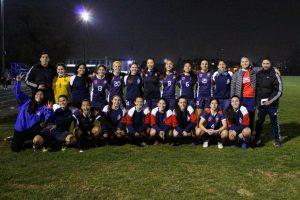 Fútbol LDES Clausura: U. de Chile empató ante UC en Campus San Joaquín