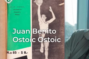 A los 89 años fallece Juan Ostoic, histórico basquetbolista nacional