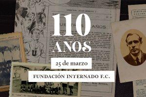Hoy se cumplen 110 años de la fundación del Internado FC, antecedente histórico del Club de Fútbol de la U. de Chile